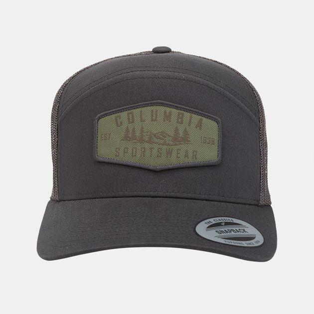 Columbia Trail Evolution™ Snap Back Hat - Grey d0c253bd49cc
