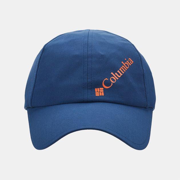 d1a19cb2ffddb Shop Grey Columbia Silver Ridge™ II Ball Cap for Mens by Columbia