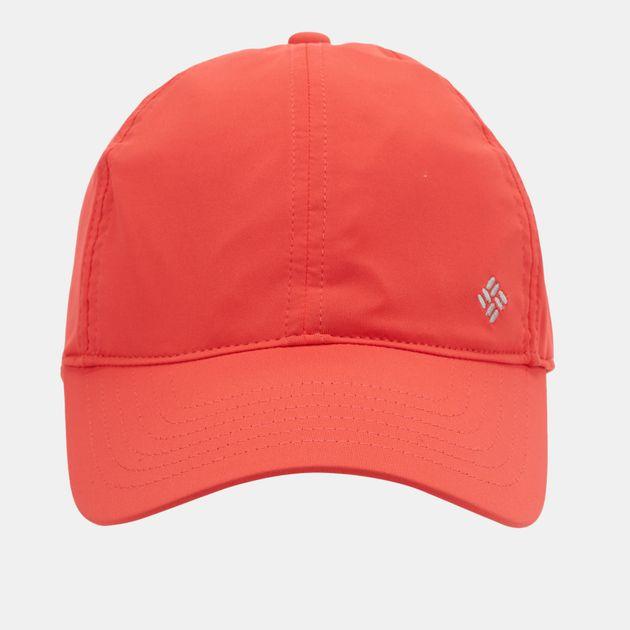 4729ae77570d7 Columbia Coolhead Ballcap III Cap - Red