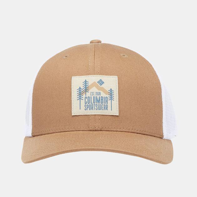 Columbia Mesh™ Snap Back Hat - Brown
