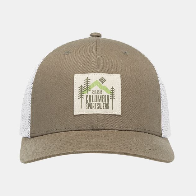 Columbia Mesh™ Snap Back Hat - Green