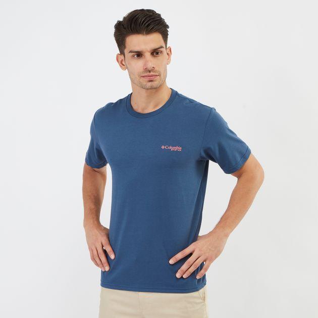 Columbia PFG Elements Marlin II T-Shirt