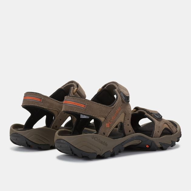 7712b3bf44f8 Shop Brown Columbia Santiam 2 Strap Sandals for Mens by Columbia