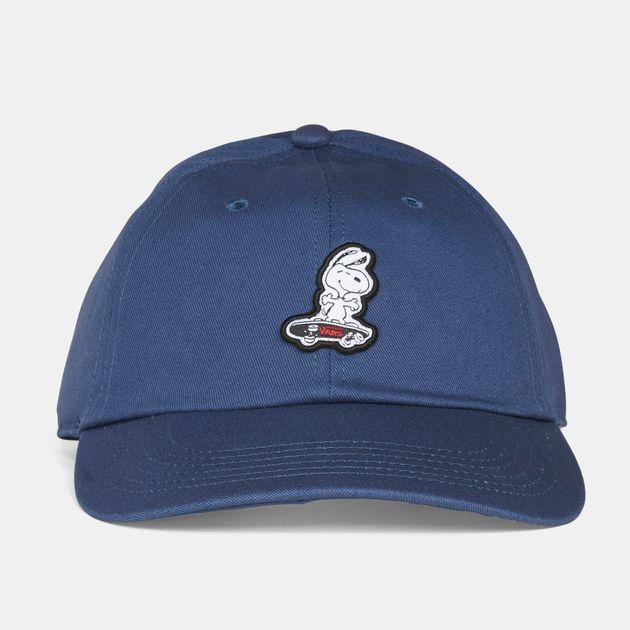11e79c25 Vans Peanuts Court Side Baseball Cap | Caps | Caps and Hats ...