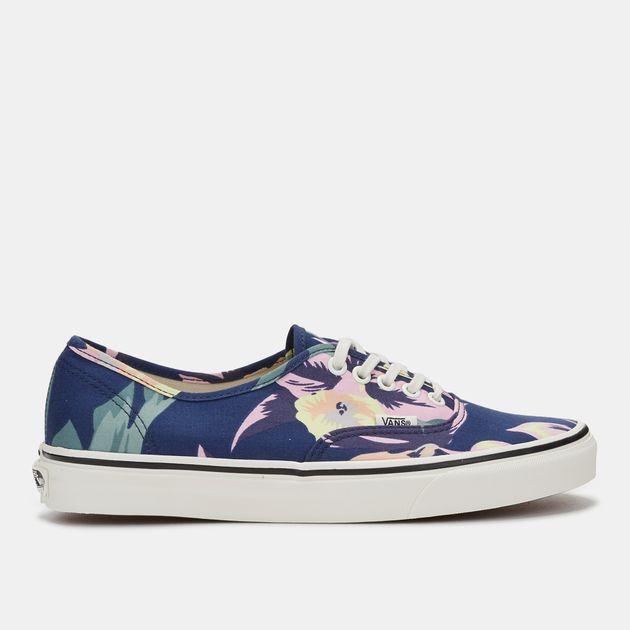 65a48149f3 Vans Vintage Floral Authentic Shoe