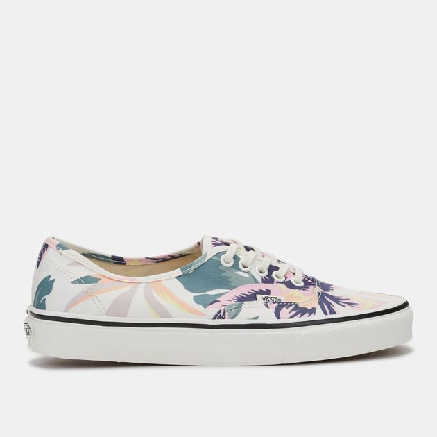 3a1c36c5f0c8c2 Vans Vintage Floral Authentic Shoe