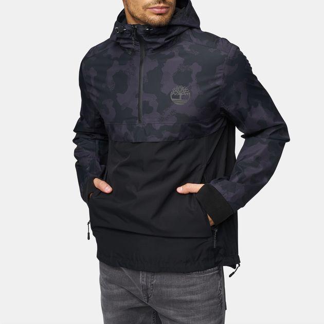 Timberland Hooded Pullover Windbreaker Jacket