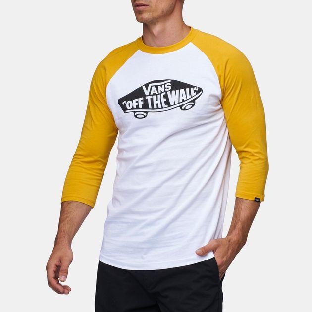 e2f306d787 Vans Off The Wall Raglan T-Shirt