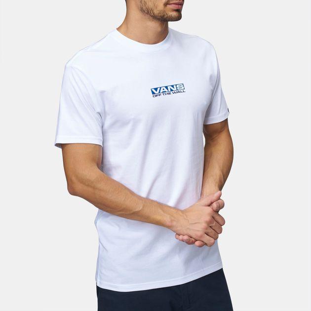 f8d2b55ed6 Shop 41 Vans Side Waze T-Shirt for Mens by Vans | SSS