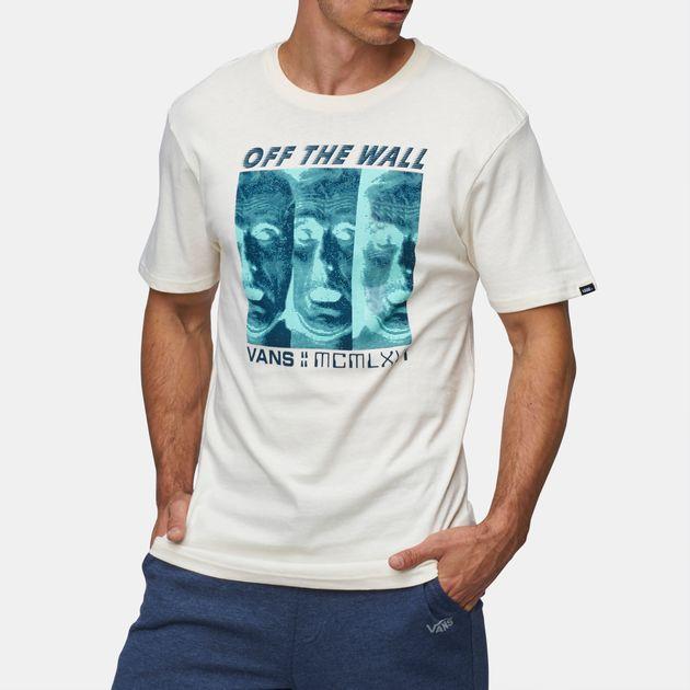 8be7afd4f9 Shop Vans Melted Mind T-Shirt for Mens by Vans - 3