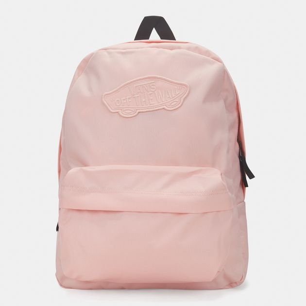 c4154f56ba Vans Realm Backpack - Pink