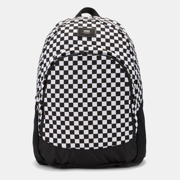 157fcd19f4 Shop Black Vans Van Doren Original Backpack for Mens by Vans | SSS