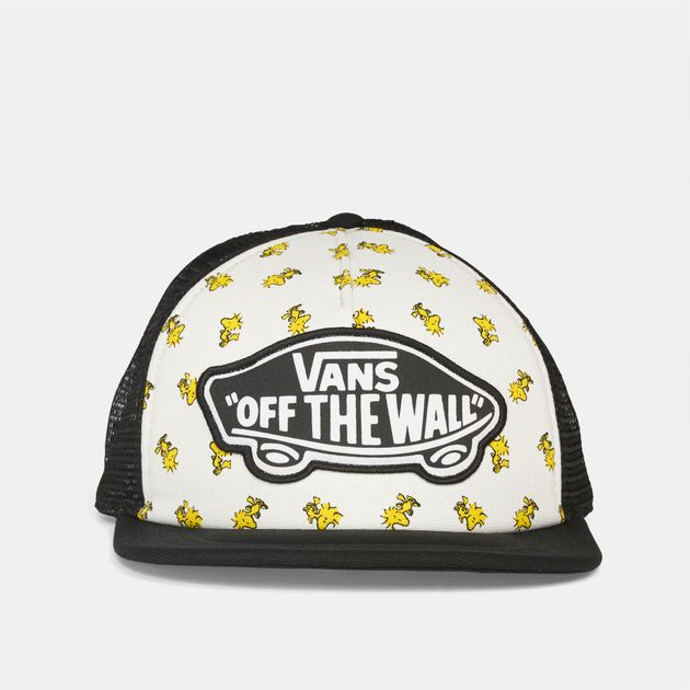 Vans Peanuts Beach Girl Trucker Cap - Multi