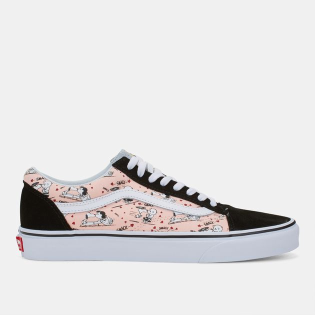 a7a50700f5b Vans Peanuts Old Skool Shoe