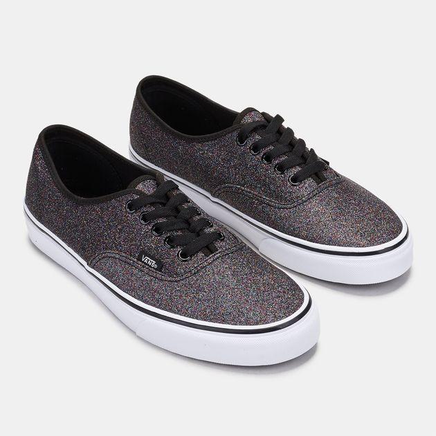 ba0fa5c8e2af Shop Multi Vans Glitter Authentic Shoe for Womens by Vans