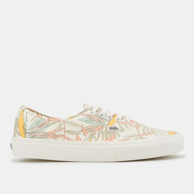 912bb623d6 Shop Multi Vans California Floral Authentic Shoe for Womens by Vans ...