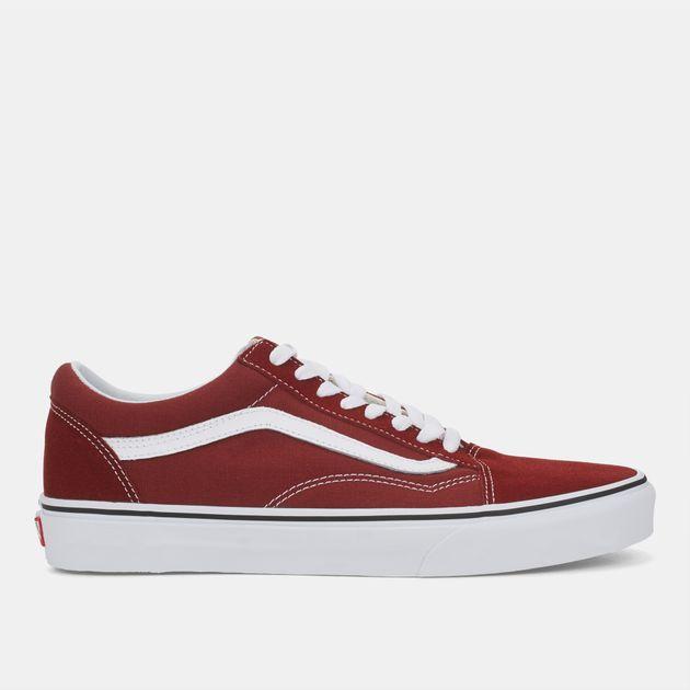 1abbada8a46b9c Shop Brown Vans UA Old Skool Shoe for Mens by Vans