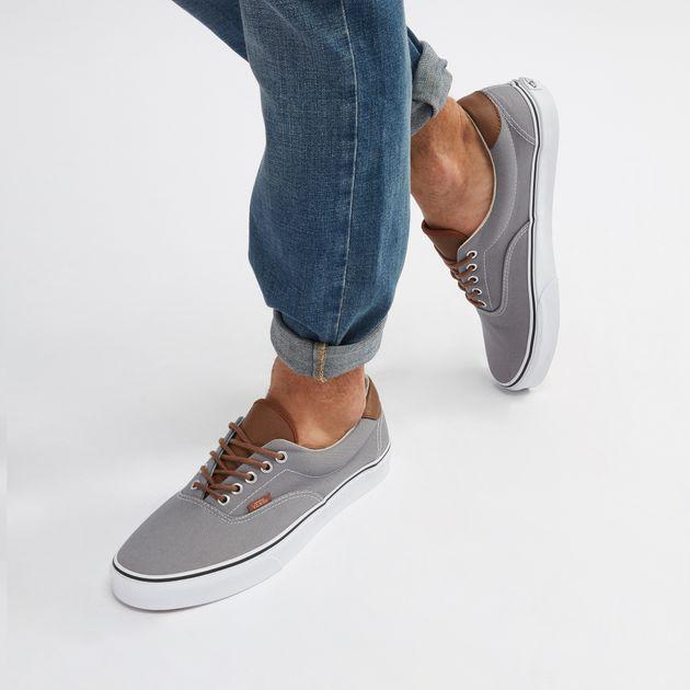 846b2d71e6b3 Shop Grey Vans C   L Era 59 Shoe for Mens by Vans