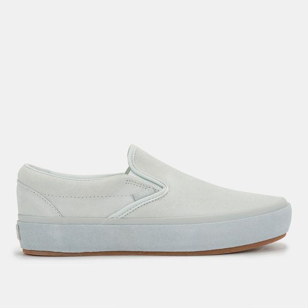 76519fb8 Vans Classic Slip-On Platform Shoe | Sneakers | Shoes | Womens | SSS