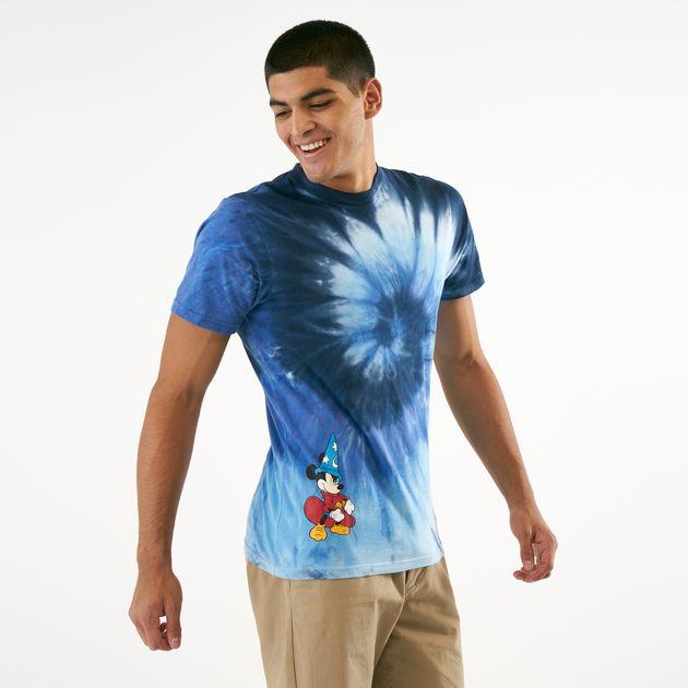 77b345fa4c Vans Men s x Disney Mickey Mouse s 90th Fantasia T-Shirt