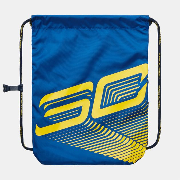 42d5ada0f1 Shop Blue Under Armour SC30 Sackpack for Unisex by Under Armour