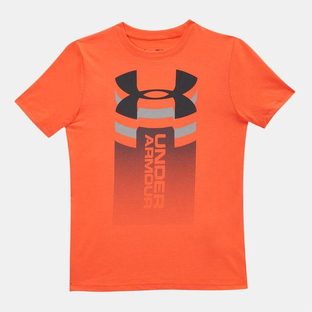 f80986c5d Under Armour Kids Vertical Logo T Shirt Uaap 1310271 847 in Dubai ...