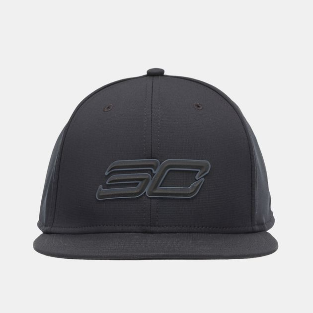 Under Armour SC30 Core Snapback Cap - Black