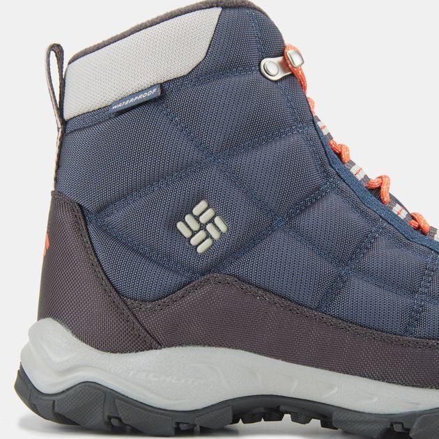 0e922742a86 Shop Columbia Firecamp Boot Hiking Shoe Cl1800311 492   Riyadh, KSA ...