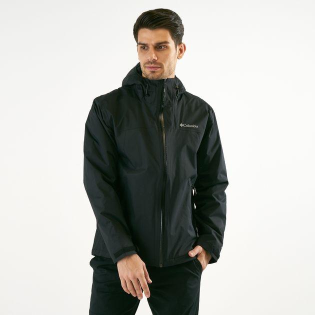 1484e4ce2ed69 Columbia Men's Top Pine™ Insulated Rain Jacket
