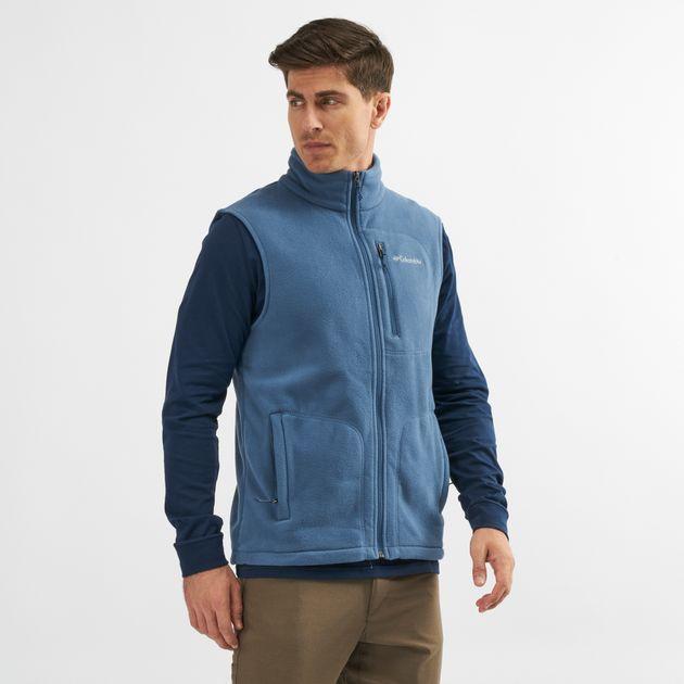 421a13a01a Columbia Fast Trek™ Fleece Vest | Gilets | Jackets | SSS
