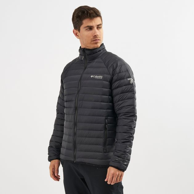 Columbia Alpha Trail™ Down Jacket | Jackets | Clothing