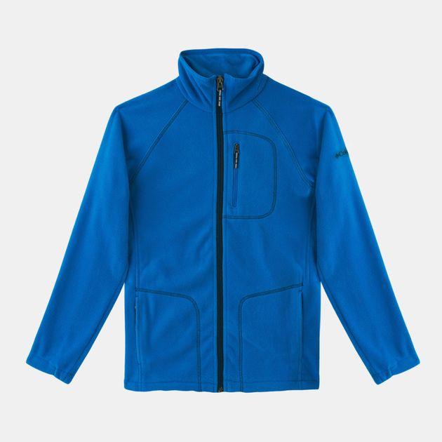 35e58d84 Columbia Kids' Fast Trek II Full Zip Fleece Jacket (Older Kids), 1546945