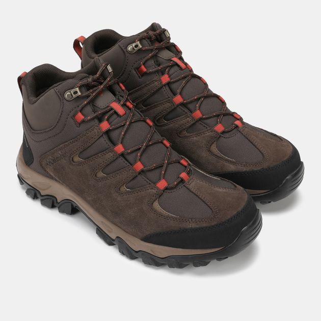 Shop Brown Columbia Buxton Peak™ Mid Wide Shoe  60143a72e4