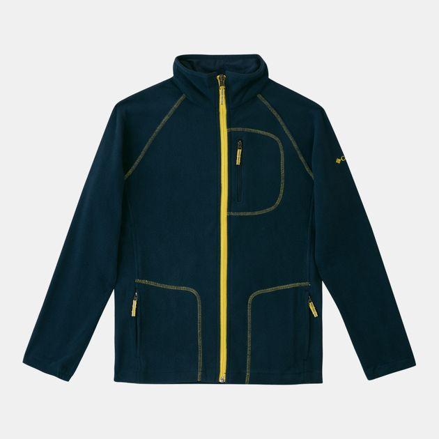 ddc8bfd7 Columbia Kids' Fast Trek II Full Zip Fleece Jacket (Older Kids), 1546948