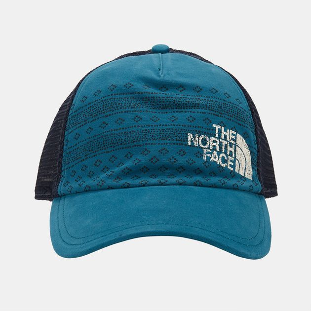 4b69f107a31 The North Face Low Pro Trucker Hat - Blue