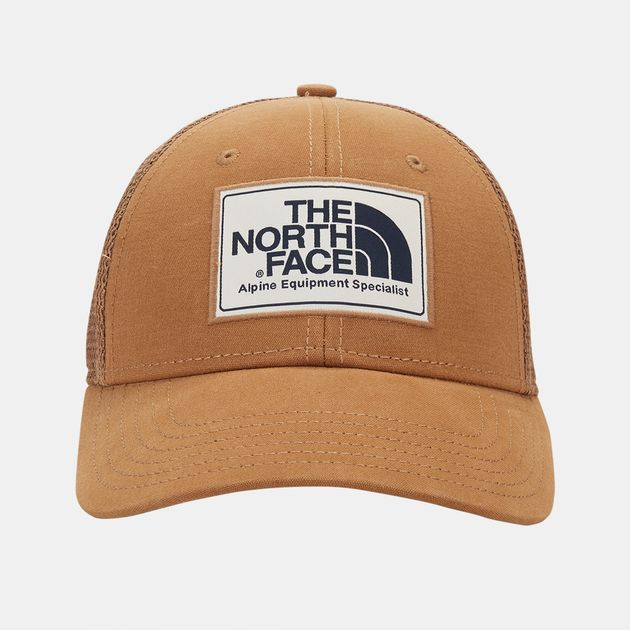 2d8dfee0729 The North Face Mudder Trucker Hat - Brown