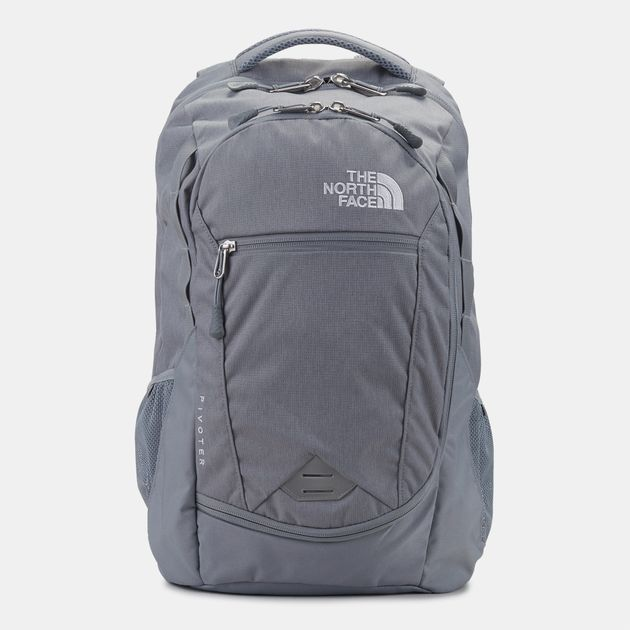 40465a01f0 The North Face Pivoter Backpack - Grey