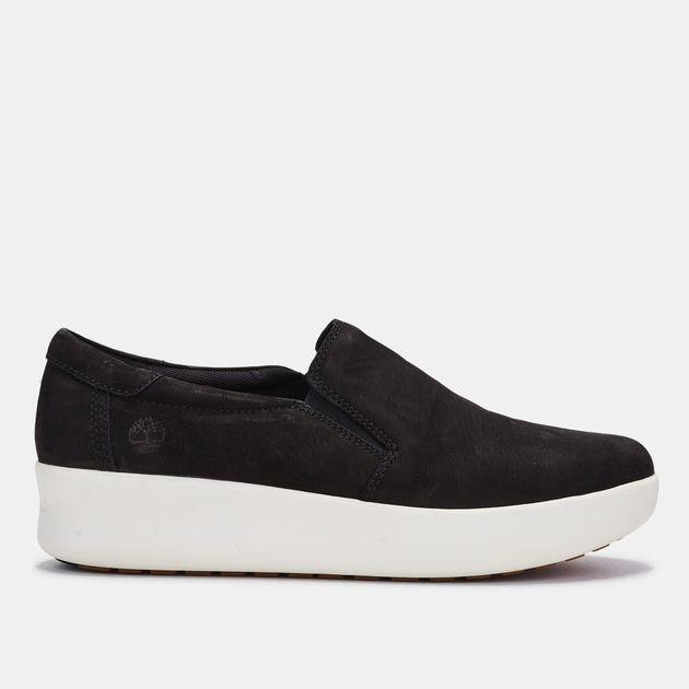 c286a3634 حذاء برلين بارك دون رباط من تمبرلاند | احذية كاجوال للنساء | تخفيضات ...