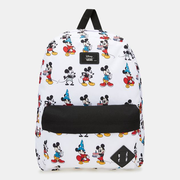 146a107d3e Vans Men's x Disney Mickey Mouse's 90th Old Skool II Backpack - Multi,  1543134