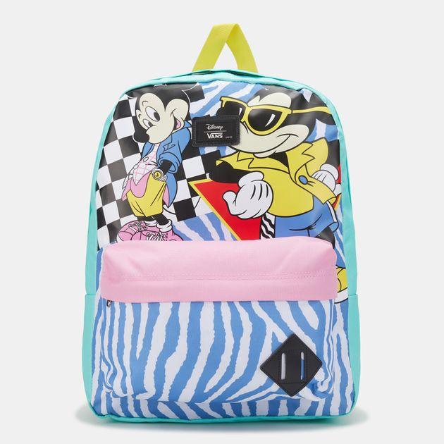 8e4f0a30fd Vans x Disney Mickey Mouse Old Skool Backpack - Multi