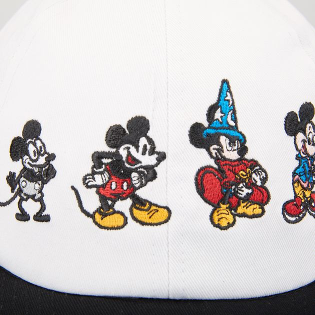 431827177f4 Vans x Disney Mickey Mouse 90th Jockey Hat - Multi