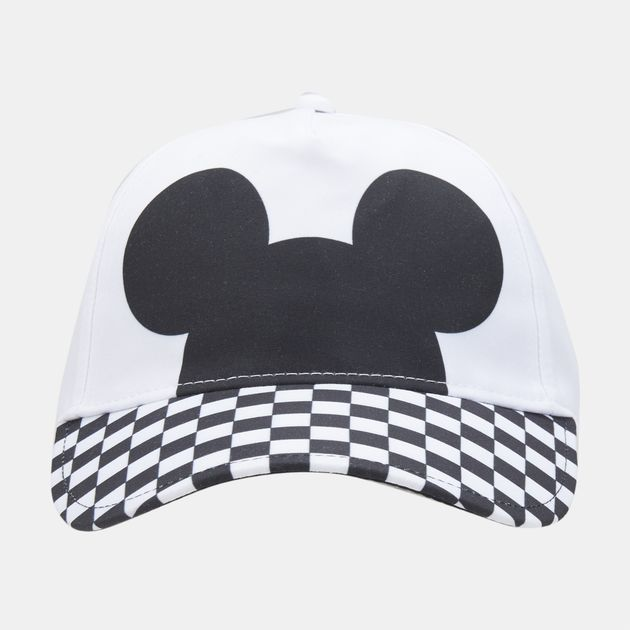 6bd376a2 Vans x Disney Mickey Mouse Checkerboard Court Side Hat | Caps | Caps ...