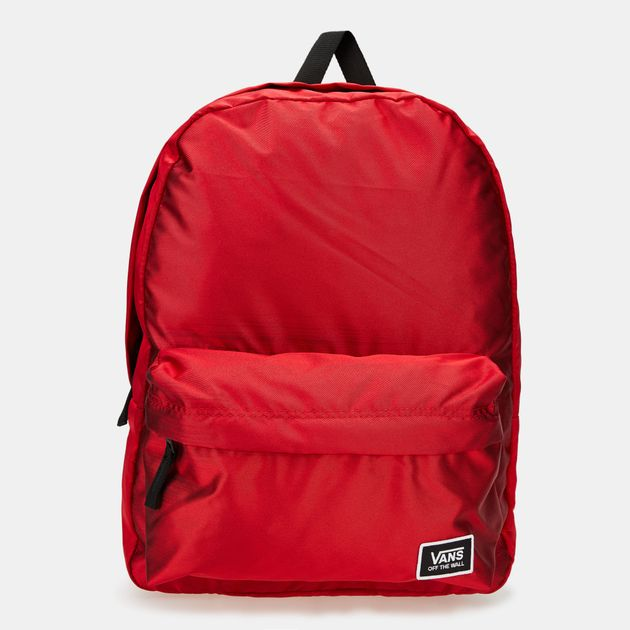 Vans Women s Deana III Backpack - Red