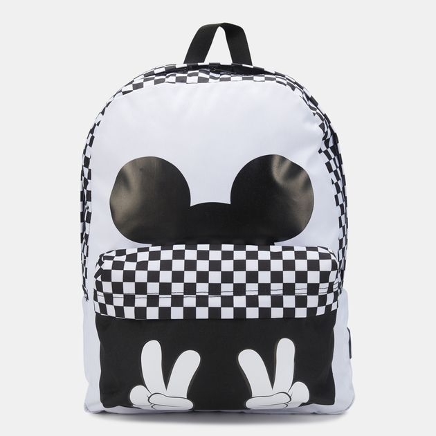 c2a27e7fc18 Vans x Disney Mickey Mouse Checkerboard Realm Backpack - Multi