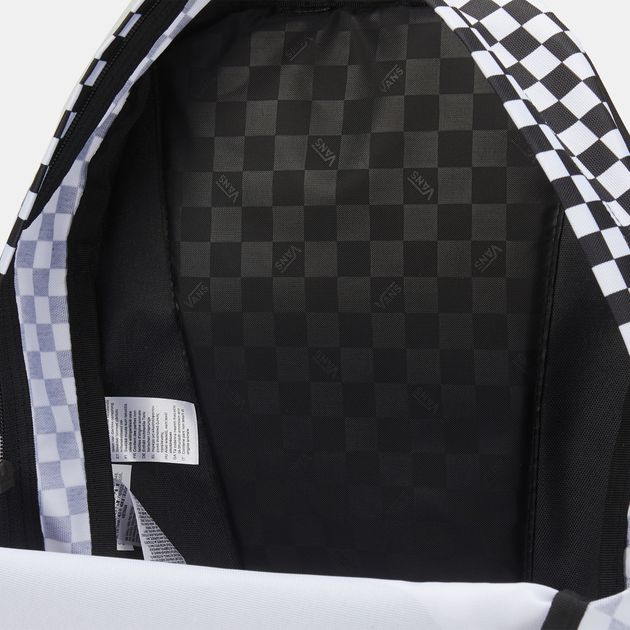 1257b2beaa0 Vans x Disney Mickey Mouse Checkerboard Realm Backpack - Multi