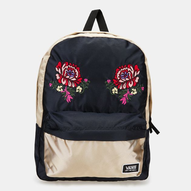 best place incredible prices a few days away Vans Deana Festival Embroidery Backpack