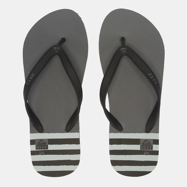 10ae2c7416cfe Shop Grey Reef Switchfoot Printed Flip-Flop for Mens by Reef | SSS