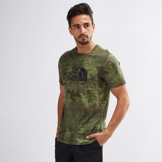 c26de723f Shop Green The North Face Easy T Shirt for Mens by The North Face 9 ...