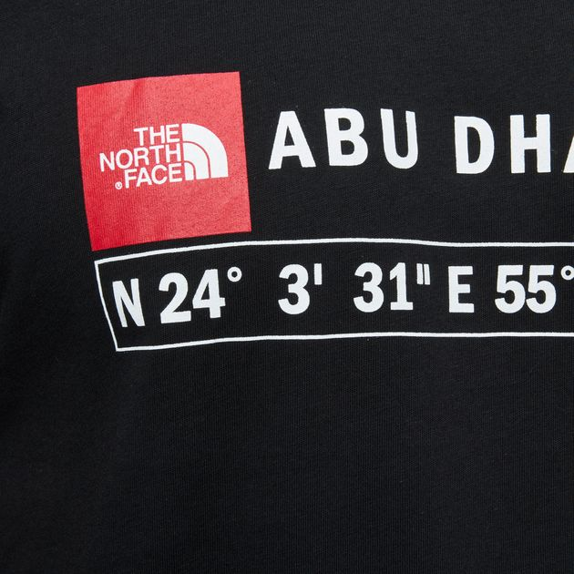 52e7035279 Shop 41 The North Face Abu Dhabi T-Shirt for Mens by The North Face ...