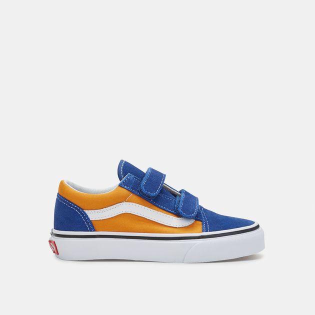 08d4f28b2d91bd Vans Kids  Old Skool V Shoe